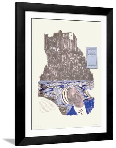 Approche de Lile-Jean Le Gac-Framed Art Print