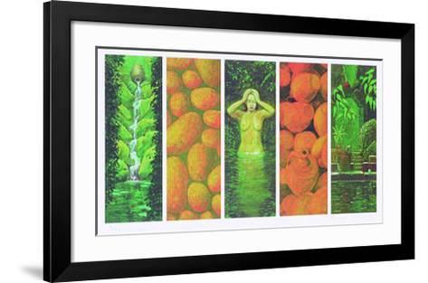 Memory, 1999-Andreas Scholz-Framed Art Print