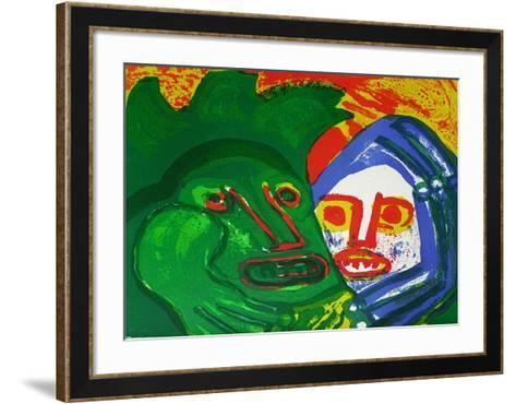 Amis-Bengt Lindstroem-Framed Art Print