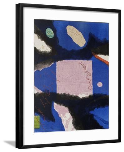 Nympheas - Clio-Lionel-Framed Art Print