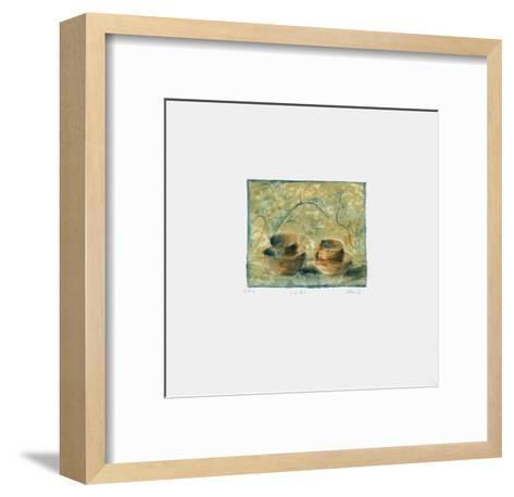 Cups-Lou G^ (Lupita Gorodine)-Framed Art Print