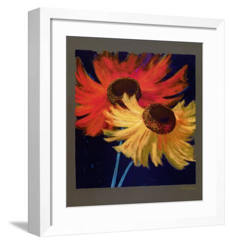 Flamenco-Nel Whatmore-Framed Art Print