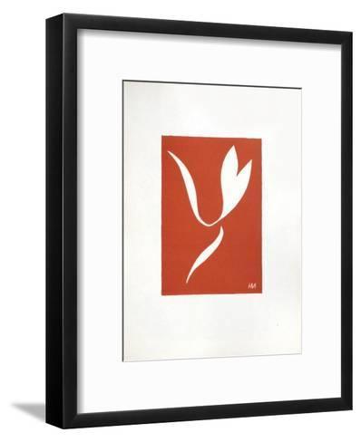 Le Lance-Henri Matisse-Framed Art Print