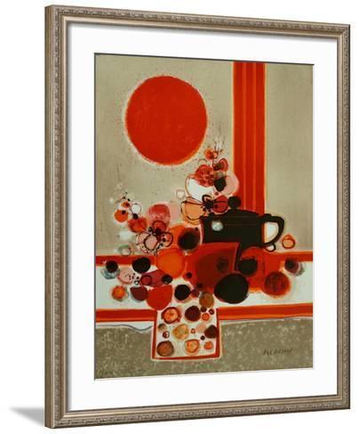 Nature Morte au Soleil-Fr?d?ric Menguy-Framed Art Print