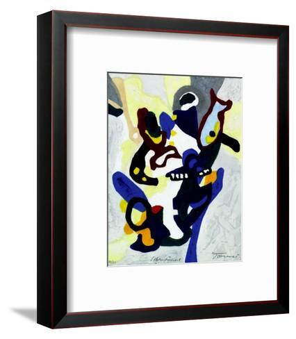 Lebensraeume-Jan Tormi-Framed Art Print