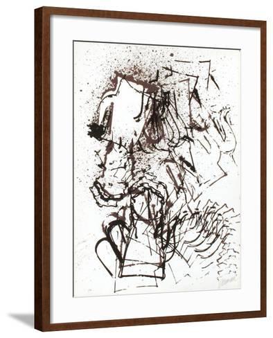 L'Interieur des Choses - la Cafetiere-Fernandez Arman-Framed Art Print