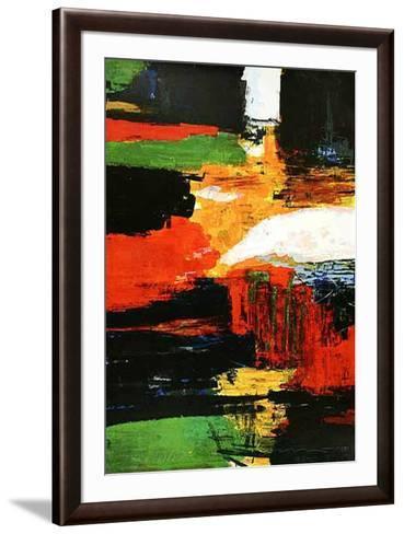 Walk on I, 2001-Sergej Sviatchenko-Framed Art Print