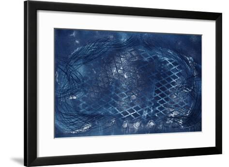 Machine a Arreter Une Migration de Pigeons-Jean Messagier-Framed Art Print