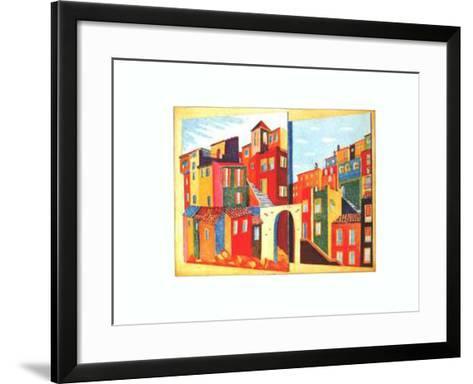 Bella Italia, 2002-Guenther Fries-Framed Art Print