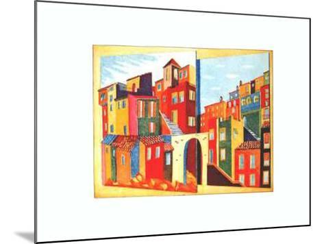 Bella Italia, 2002-Guenther Fries-Mounted Limited Edition