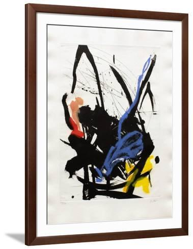Composition Abstraite I-Jean Miotte-Framed Art Print