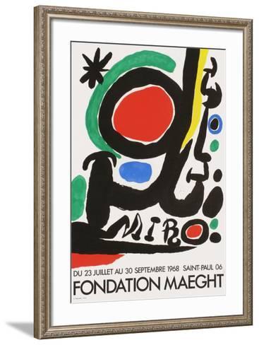 Fondation Maeght-Joan Mir?-Framed Art Print