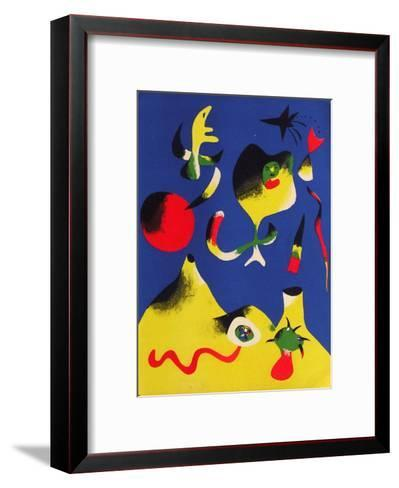 Lair-Joan Mir?-Framed Art Print