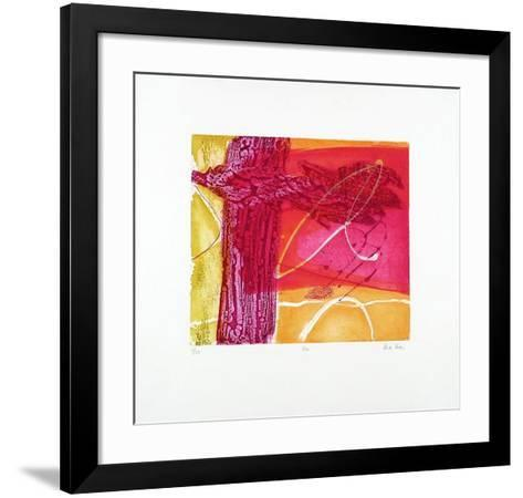 Kiss-Heidi Koenig-Framed Art Print