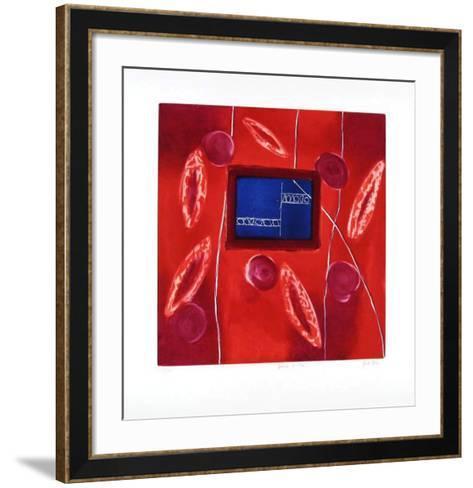 Djemmmia Al Fna-Heidi Koenig-Framed Art Print