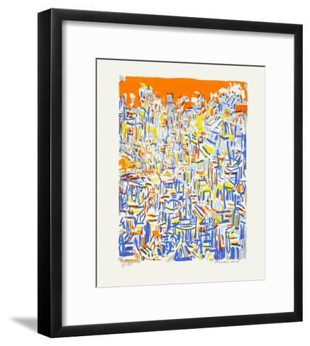 Paysage IV-Irene Pereira Leal-Framed Art Print