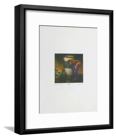 Libellule-Laurent Schkolnyk-Framed Art Print