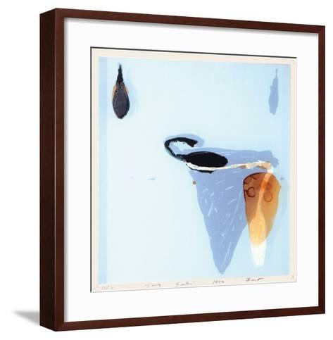 Inuit II-Tony Soulie-Framed Art Print