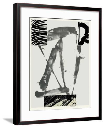 Sable I-G?rard Titus-Carmel-Framed Art Print