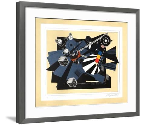 Mata Haru-Alain Le Yaouanc-Framed Art Print