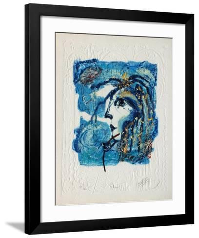 Heros-Jean-marie Guiny-Framed Art Print