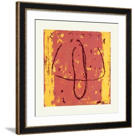 Welo-Jacques Bosser-Framed Art Print