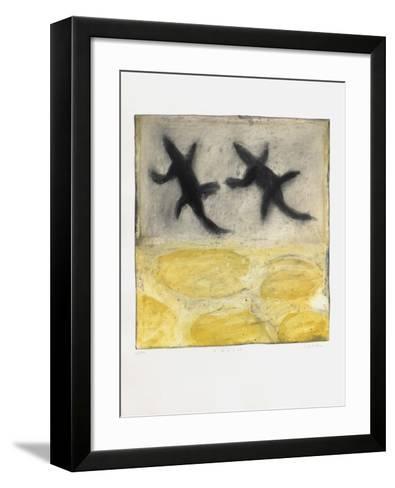 Crocos I-Alexis Gorodine-Framed Art Print