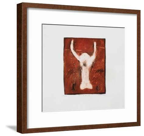 Bufala-Alexis Gorodine-Framed Art Print