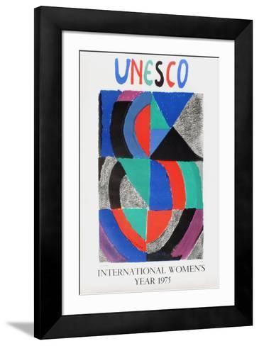 International Womens Year-Sonia Delaunay-Terk-Framed Art Print