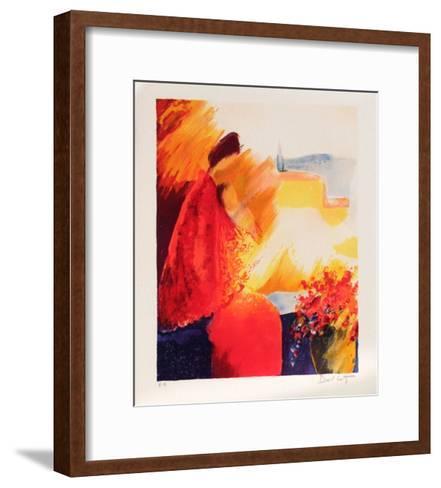 Maternite I-Emile Bellet-Framed Art Print
