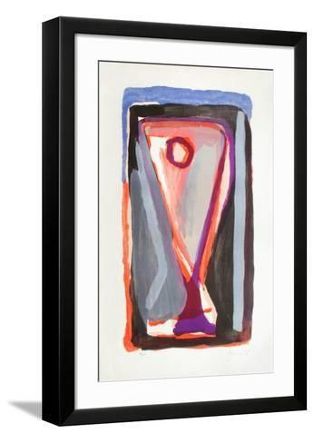 MP 246-Bram van Velde-Framed Art Print