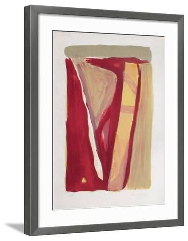 MP 251 Kunstforum-Bram van Velde-Framed Art Print