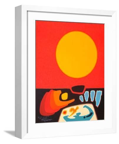 Paysage III-Antonio Guanse-Framed Art Print