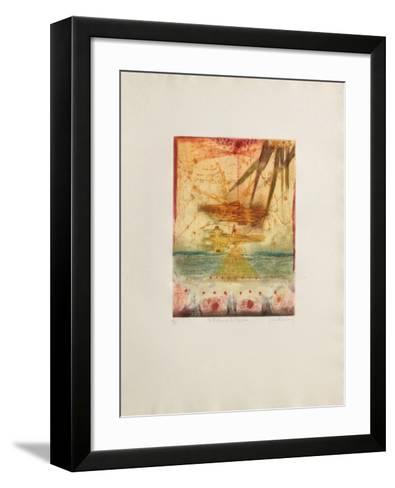 Haven I-Ren? Carcan-Framed Art Print