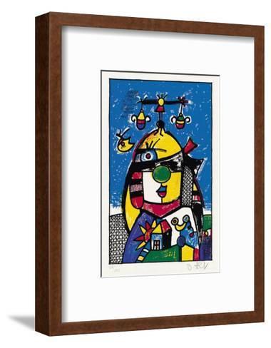 Waage-Otmar Alt-Framed Art Print
