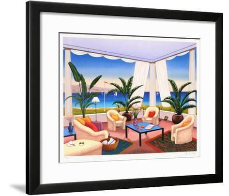 Villa-Fanch Ledan-Framed Art Print