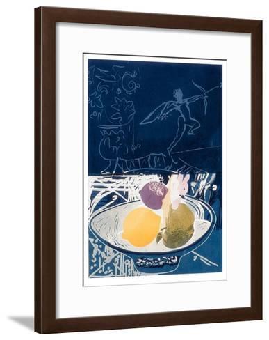 Fruechte I-Hassan Hashemi-Framed Art Print