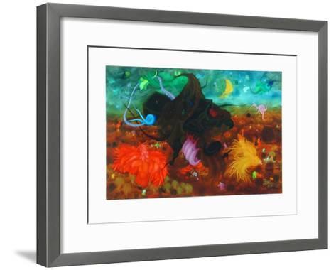 Among Birds-Erich Brauer-Framed Art Print