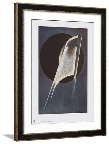 Composition-Alexander Rodtschenko-Framed Art Print