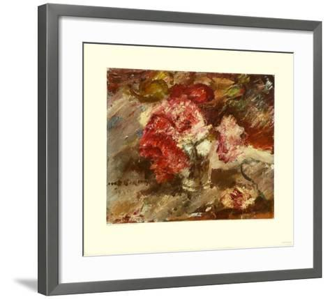 Pinks-Lovis Corinth-Framed Art Print