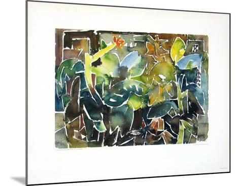 Autumn Garden-Eduard Bargheer-Mounted Collectable Print