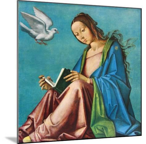 Madonna-Lorenzo Costa-Mounted Collectable Print