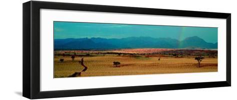 Namib Rand - Namibia-Paul Franklin-Framed Art Print