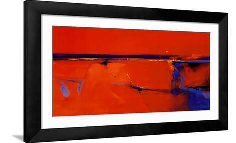 Coastal Horizon I-Peter Wileman-Framed Art Print