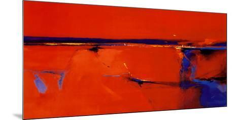 Coastal Horizon I-Peter Wileman-Mounted Art Print