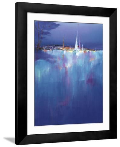 Marina Azzurra-Aldo Gerosa-Framed Art Print