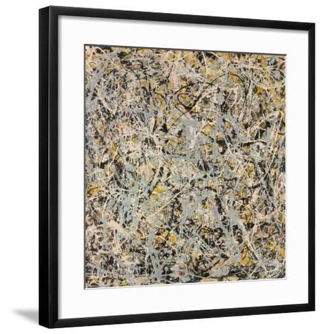 No. 4, 1949-Jackson Pollock-Framed Art Print