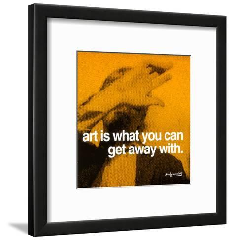 Art--Framed Art Print