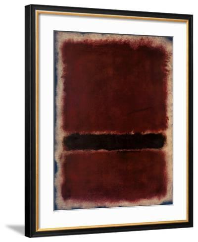 Untitled, 1963-Mark Rothko-Framed Art Print