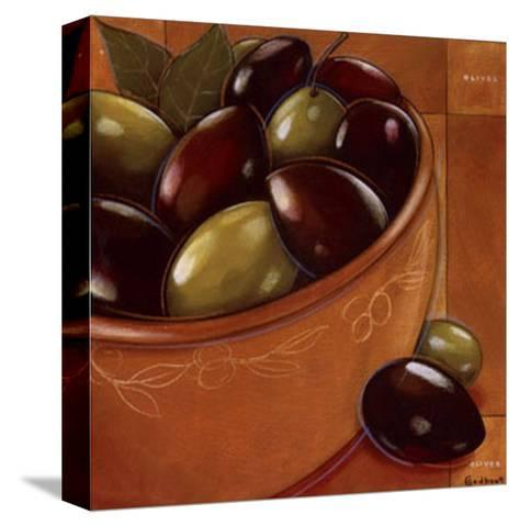Bol Olives Laurier-Chantal Godbout-Stretched Canvas Print